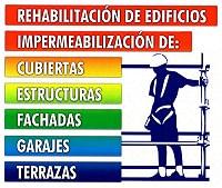 Rehabilitación de fachadas Eurocolor, Gandía, Valencia
